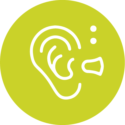 訂做各類型的耳塞及耳模